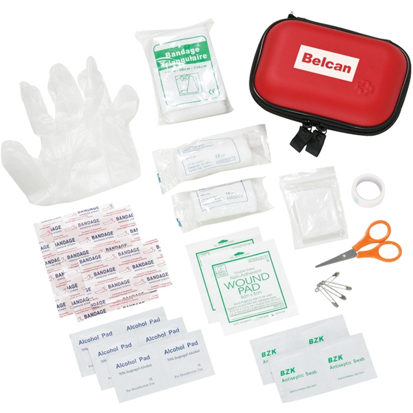 34 Pc First Aid Kit