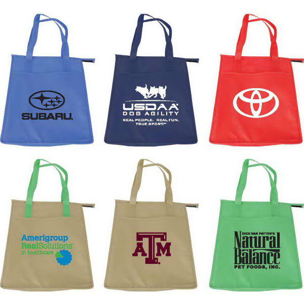 Full Color Insulated Tote Bags (large) - GOimprints 7978aeb0afe30