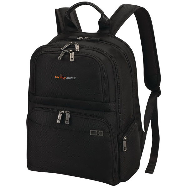 Big Ben Laptop Backpack With Security Fast Pass(TM)