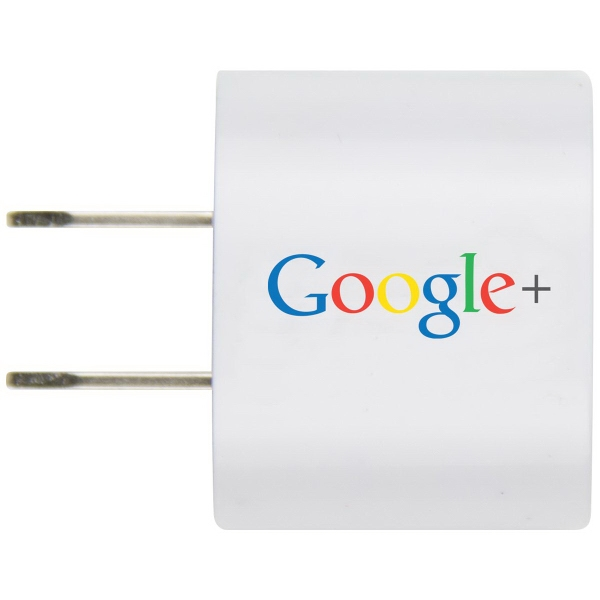 Plug N Power USB Wall Charger/White Gift Box