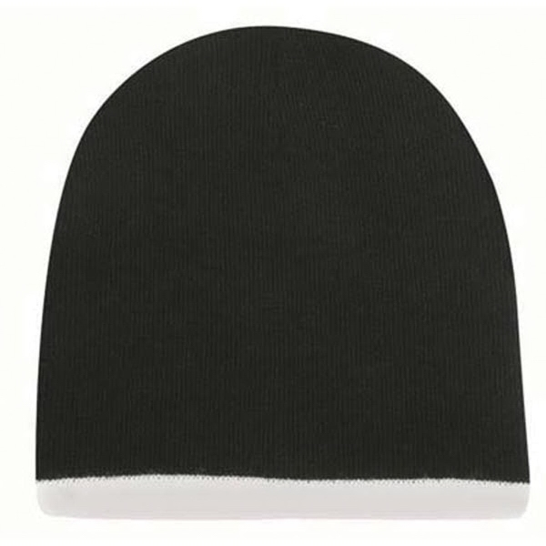 KC Caps Stripe Knit Beanie
