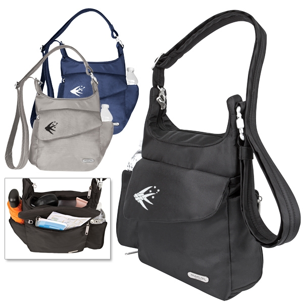 Travelon(R) Anti-Theft Classic Messenger Bag