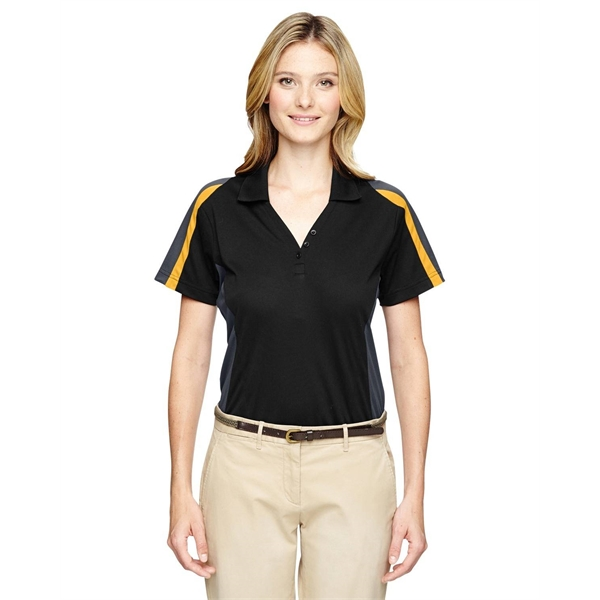 Eperformance (TM) Strike Colorblock Snag Protection Polo