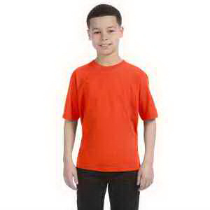 Anvil Youth Fashion Ringspun T-Shirt