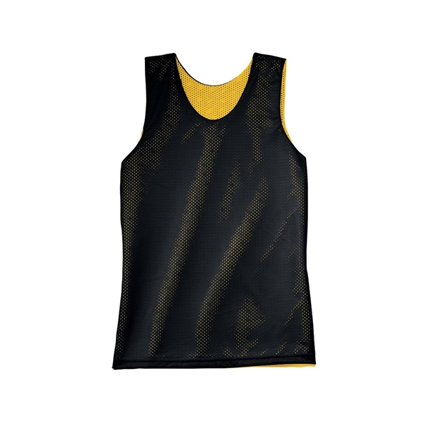 A4 Youth Reversible Mesh Tank Top