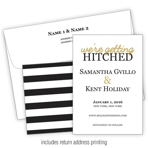 wedding invitation with printed envelopes flat 5x7 a7 goimprints