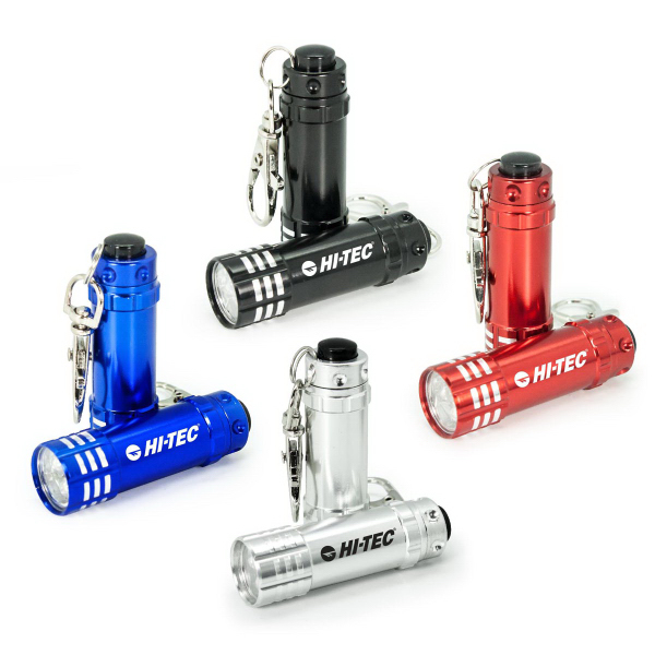 3 LED Carabiner Flashlight
