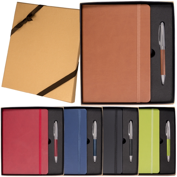 Tuscany (TM) Journal & Pen Gift Set