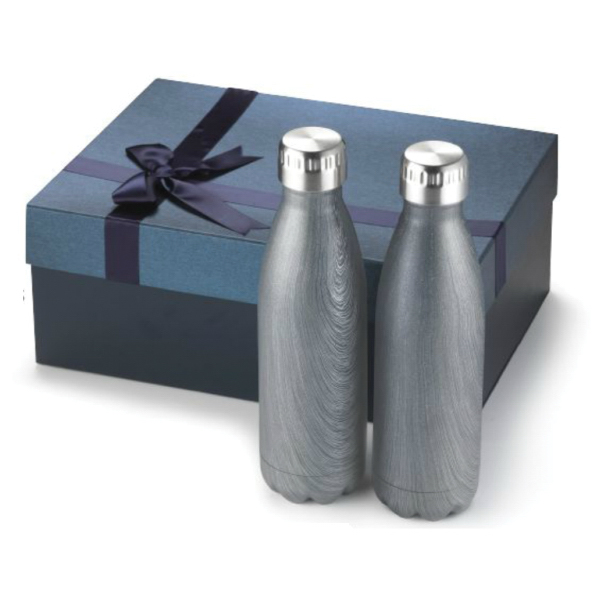 16oz Serendipity Double Wall Stainless Steel Bottle Gift Set