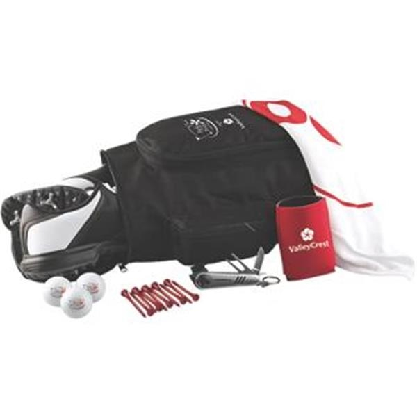 Deluxe Shoe Bag Kit w/ Titleist DT TruSoft (TM) Golf Ball