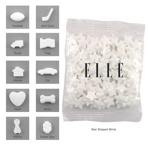 Large Bountiful Bag Promo Pack with Shaped Mini Mints