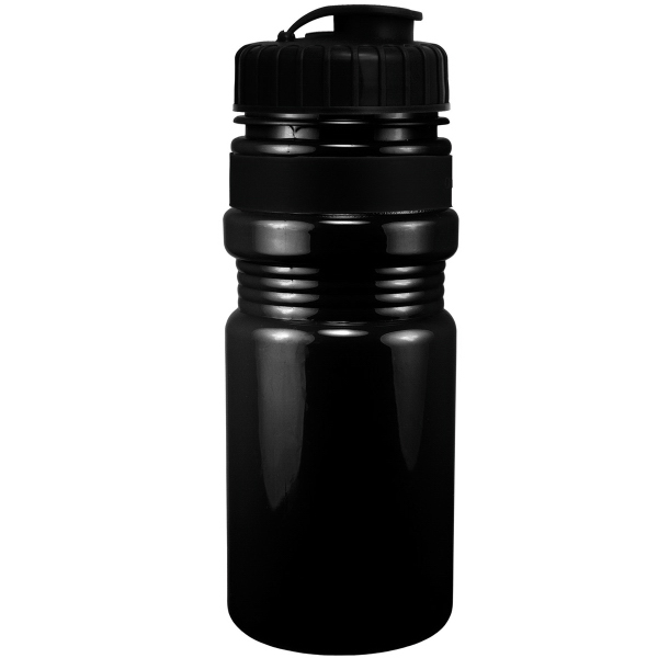 20 oz Sportster Bottle with Silicone Gripper Band
