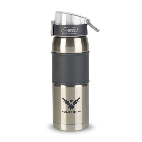 Thermos(R) Double Wall Hydration Bottle - 24 Oz.