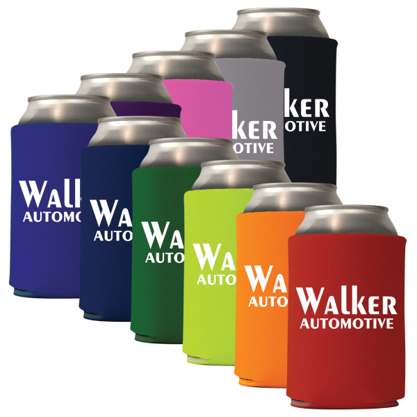 Neoprene Collapsible Can Coolie