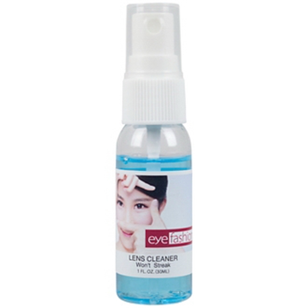 Lens and Glass Cleaner 1 oz Spray