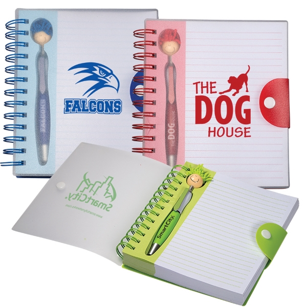 MopTopper(TM)Pen & Notebook Gift Set