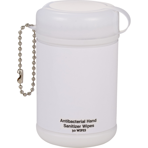 Mini Canister Anti-Bacterial Wipes