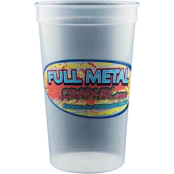 22 oz Stadium Cup - Natural