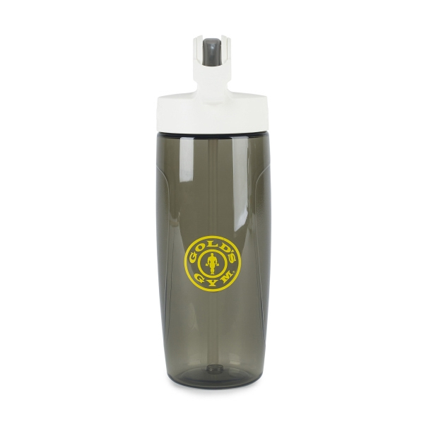 Thermos(R) Sport Bottle with Covered Straw - 24 Oz.