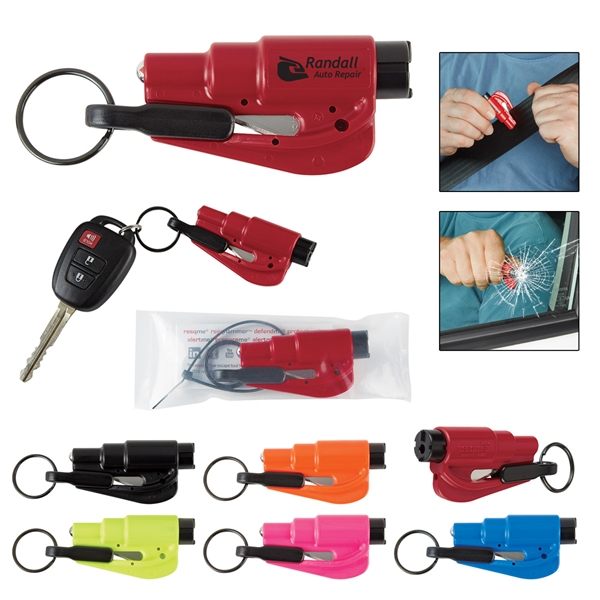 Resqme (R) Auto Safety Tool