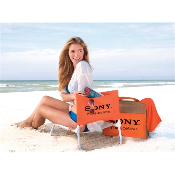 Wave Rider Beach Chair, Tote and Towel