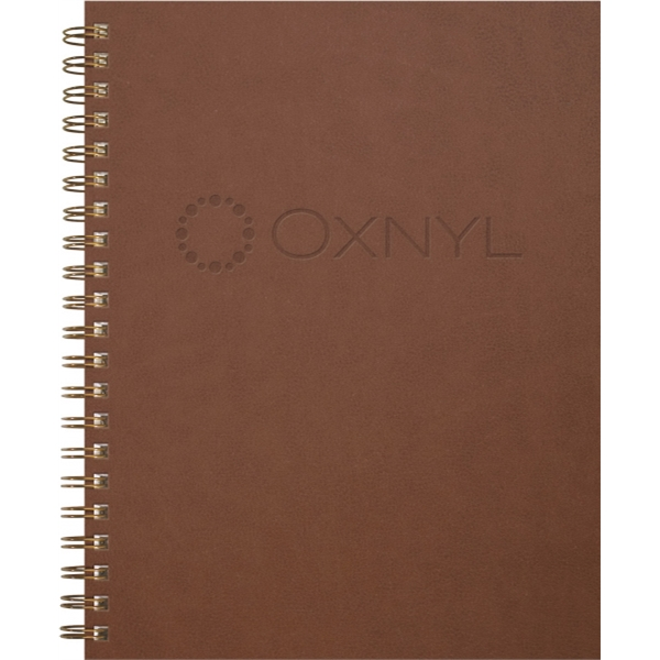 new rusticleather journals large notebook goimprints