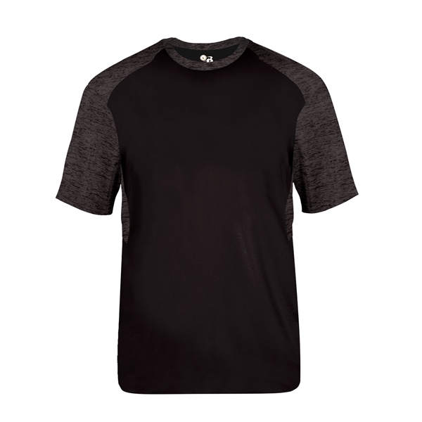 Youth Tonal Blend Panel Short Sleeve T-Shirt