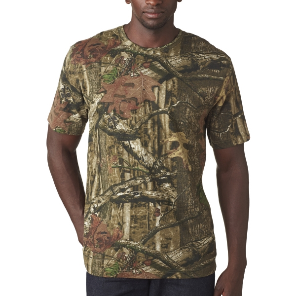 Adult MOSSY OAK(R) Camouflage T-Shirt
