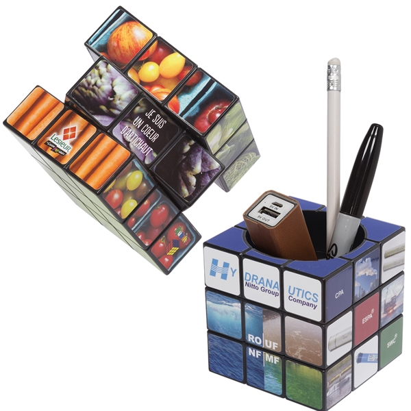 Rubik's (R) Pen Pot