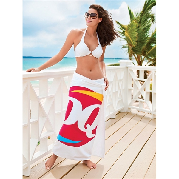 """Made in the USA Beach Towel - 35"""" x 70"""""""