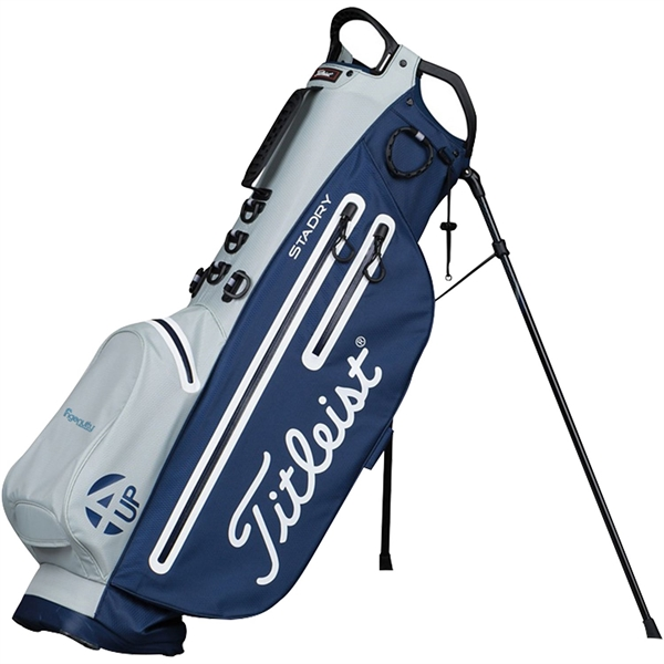 titleist 4up stadry stand bag goimprints