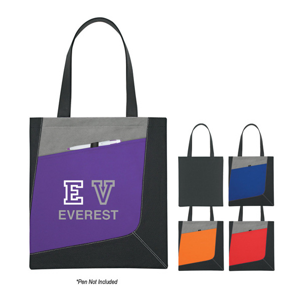 Discount Non-Woven Accent Tote Bag