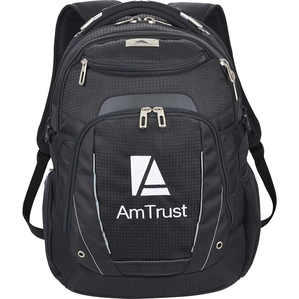 "High Sierra TSA 15"" Computer XBT Deluxe Backpack"