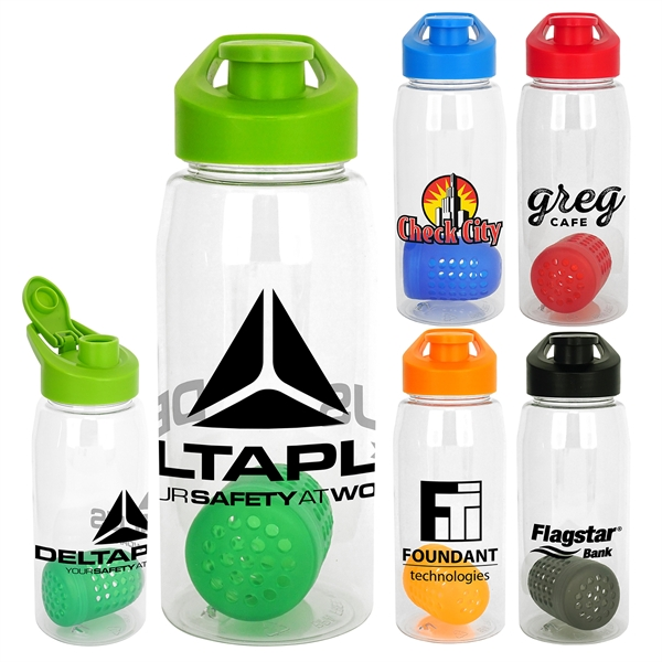 Easy Pour 25 oz. Bottle with Floating Infuser