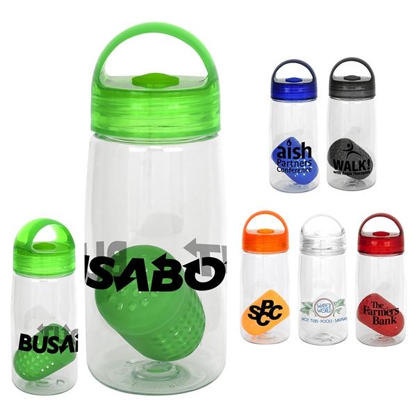 Arch 18 oz. Bottle with Floating Infuser