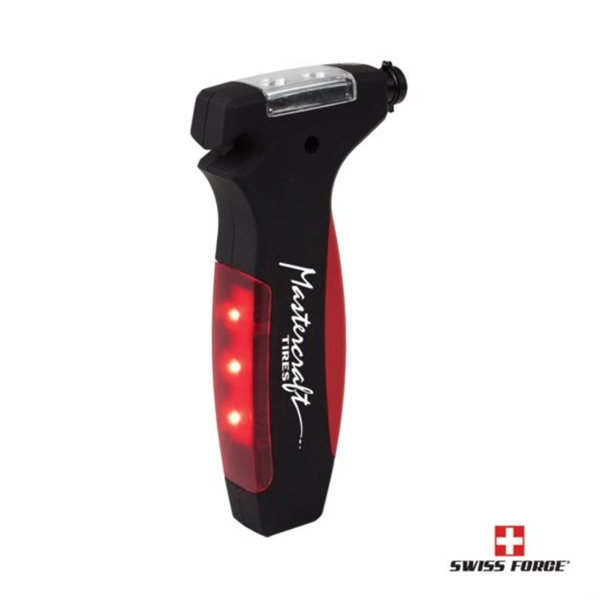 Swiss Force(R) Detour 5-in-1 Auto Safety Tool