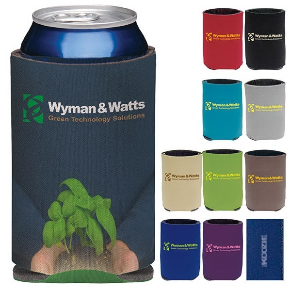 Collapsible Eco KOOZIE (R) Can Kooler