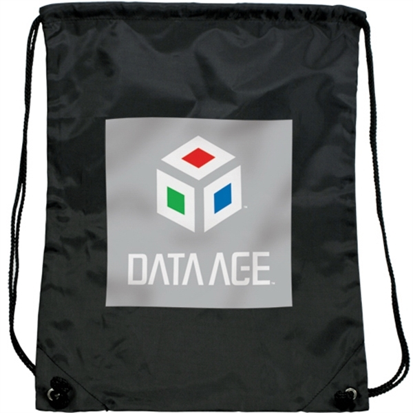 Drawstring Backpack- Full Color