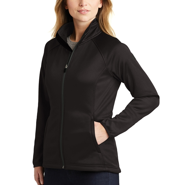 2c33e720c27b The North Face Ladies  Canyon Flats Stretch Fleece Jacket - GOimprints