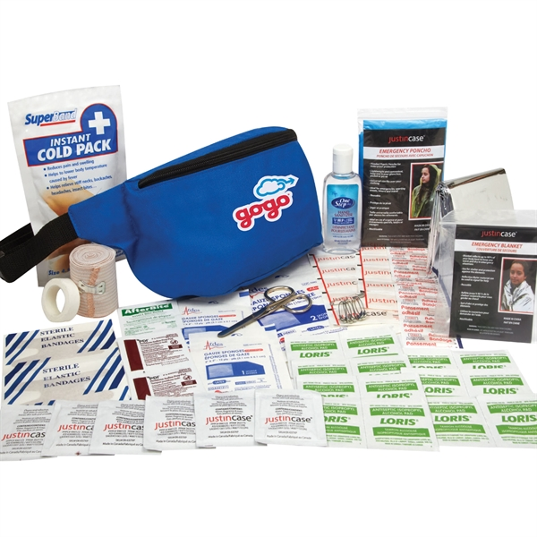 Sports Player First Aid Fanny Pack
