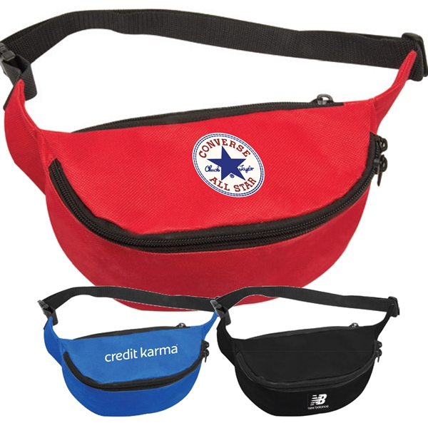 2-Pocket Fanny Pack