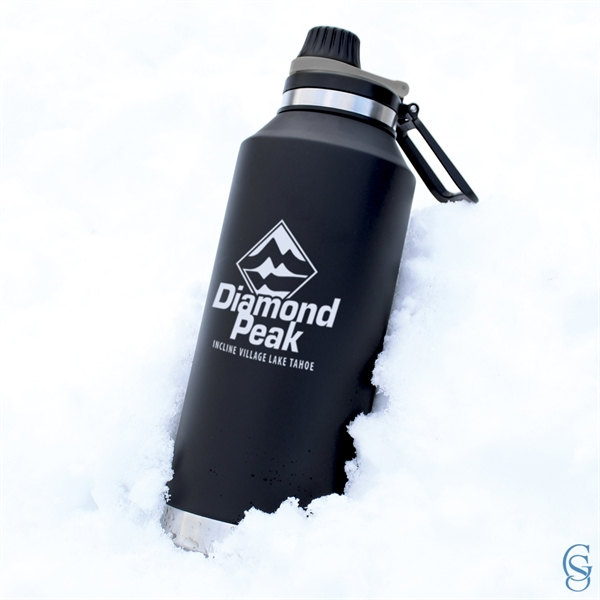 32 oz. 18/8 Stainless Steel double wall water bottle