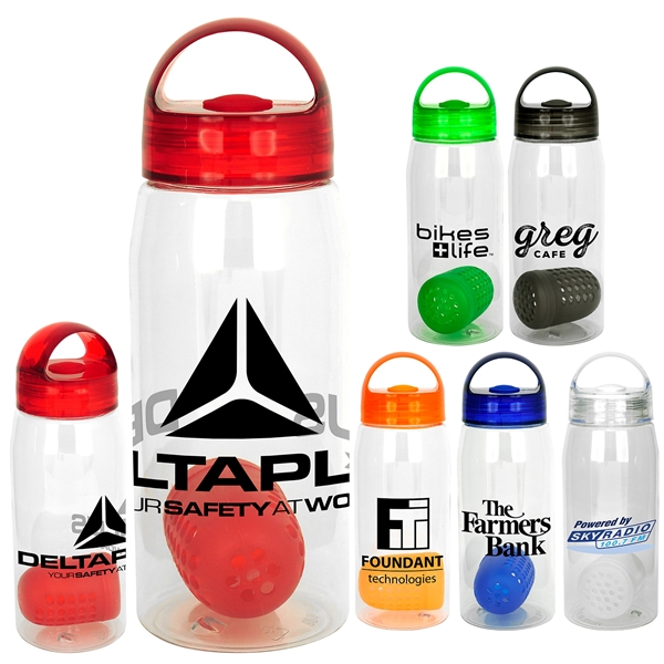 ARCH 25 OZ. BOTTLE WITH FLOATING INFUSER