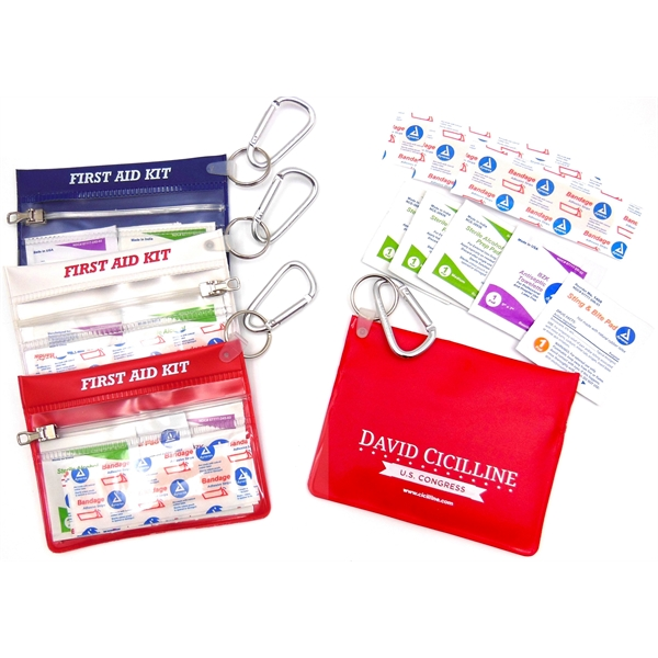 Hook On First Aid Kit