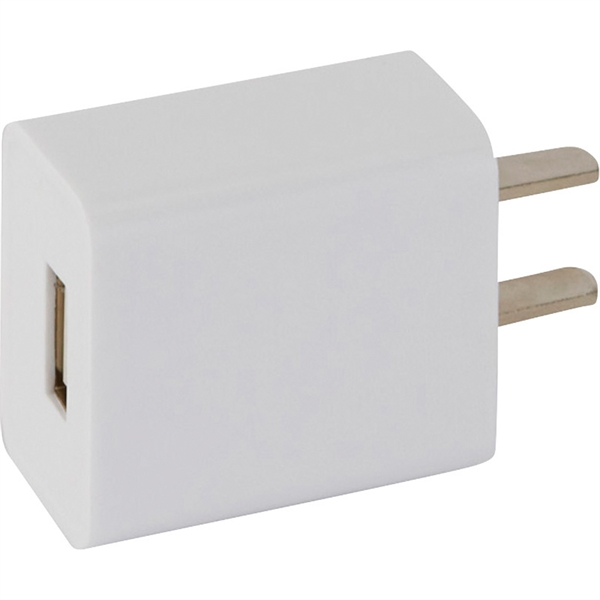 UL Listed Extent USB AC Adapter