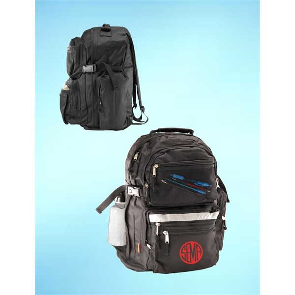 "K-Cliffs The DayTripper 19"" Deluxe Backpack"