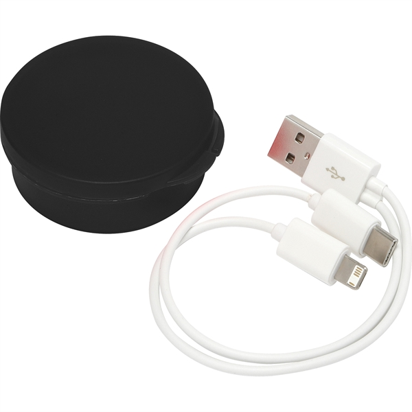 Versa 3-in-1 Charging Cable in Case