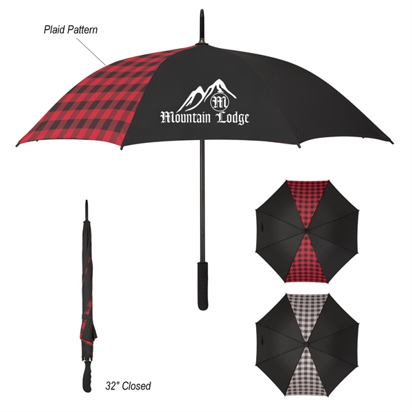 "46"" Arc Northwoods Umbrella"