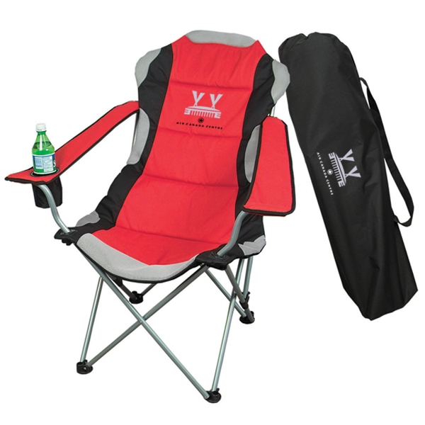 THREE POSITION ADJUSTABLE CHAIR IN A BAG