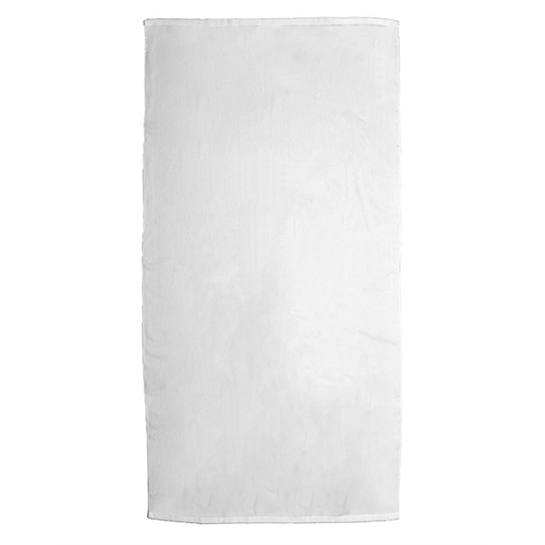 Pro Towels Platinum Collection 35x70 White Beach Towel